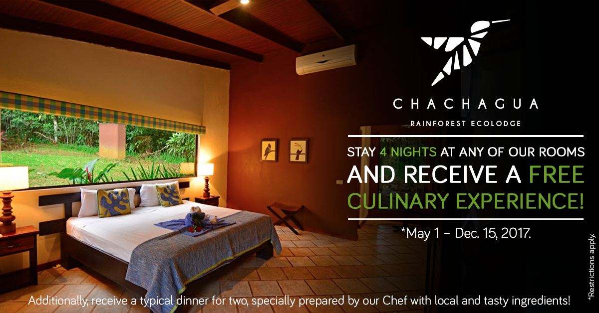 Chachagua Lodge Special Offers