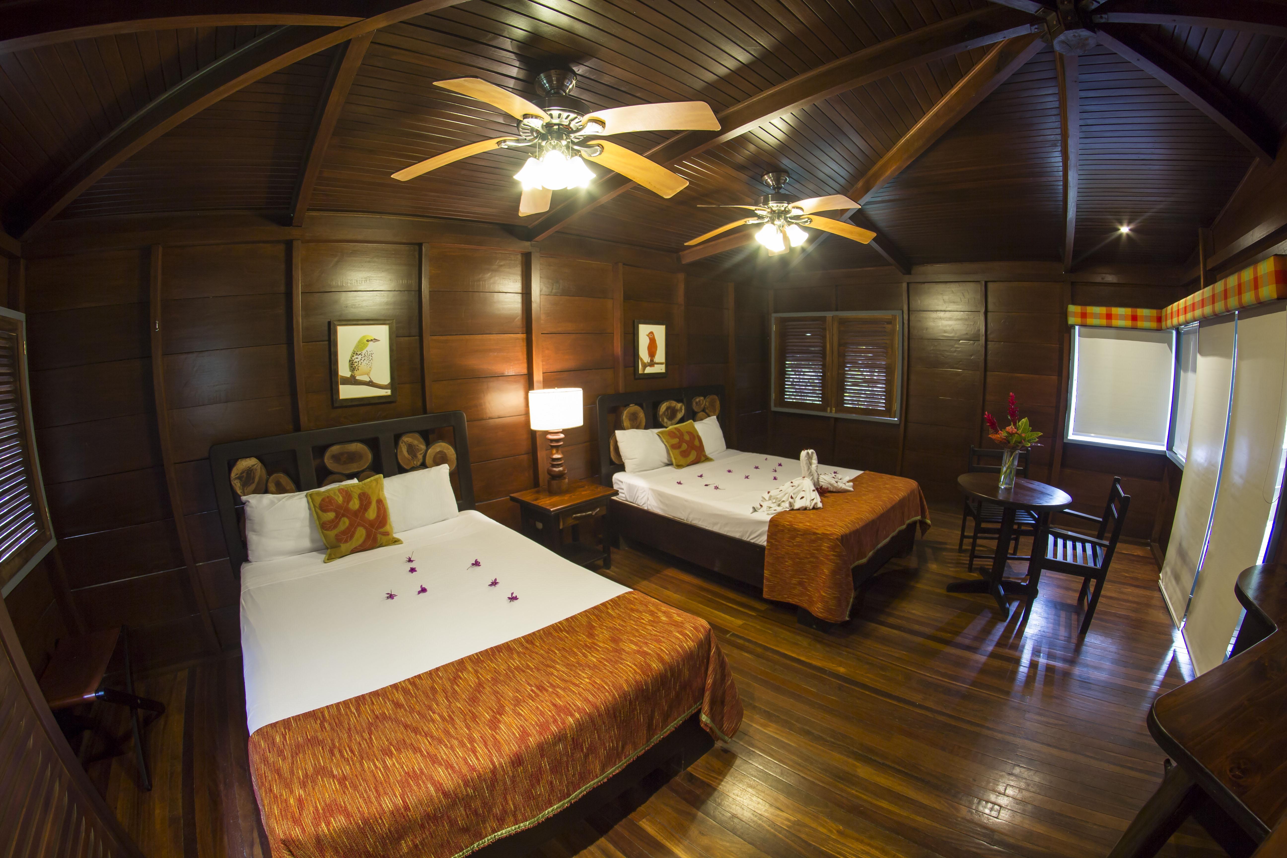 Rainforest Bedroom Rooms Chachagua Rainforest Hotel Eco Lodge